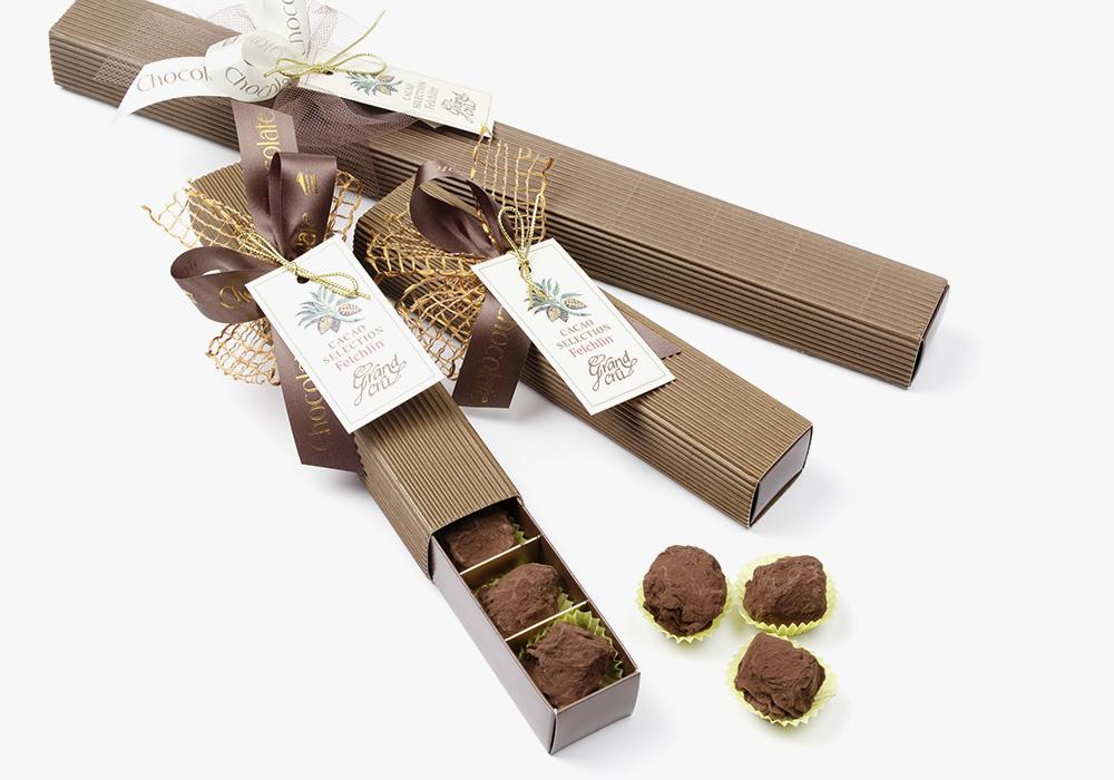 Grand Cru Schokolade: Neuhaus Schokolade vom Feinsten