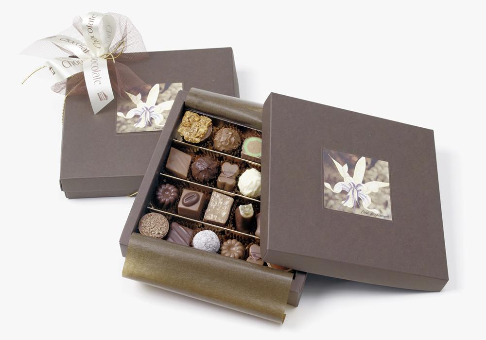 Neuhaus Schokolade: Pralinés hausgemacht