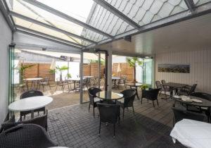 Confiserie Neuhaus – Oberburg – Tea Room – Terrasse